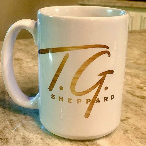 TG Sheppard Gold 15oz Mug