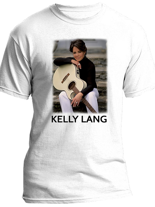 Kelly Lang Guitar T-Shirt