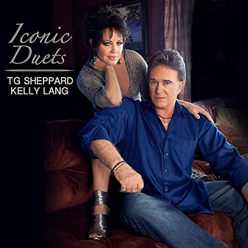 Iconic Duets CD