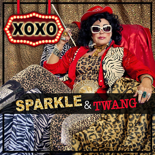 XOXO | Sparkle and Twang (Autographed)