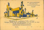 Die Reklameburg von Peter Behrens