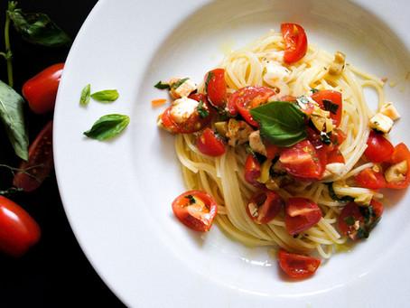Spaghetti dell`Estate