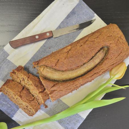Gesundes Rüebli-Bananen-Brot