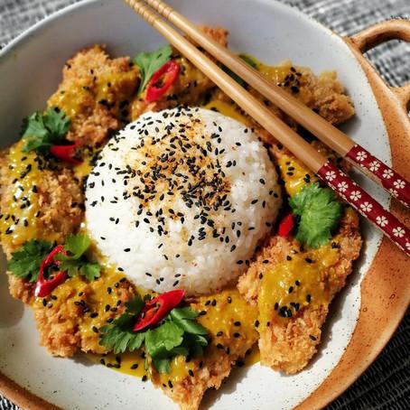Planted Chicken Katsu Curry