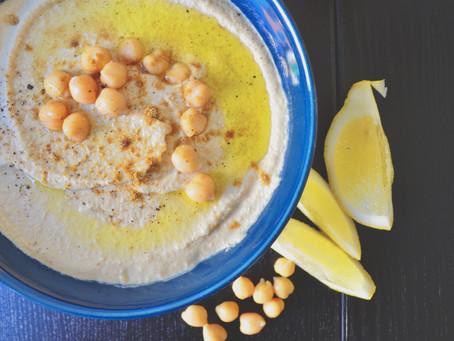 Hummus - klassisch/ classic