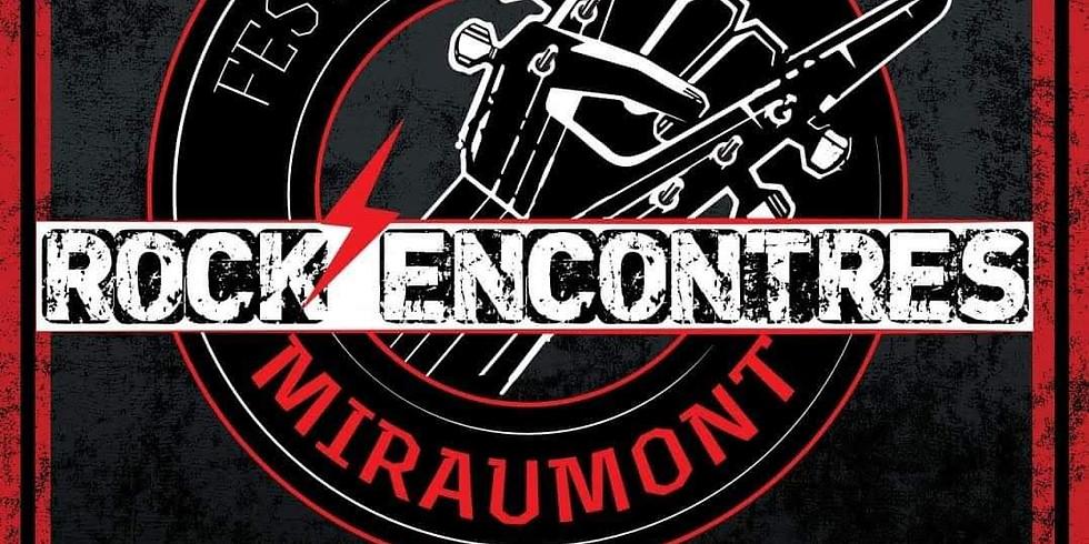 12 ème de Miraumont ROCK ENCONTRES