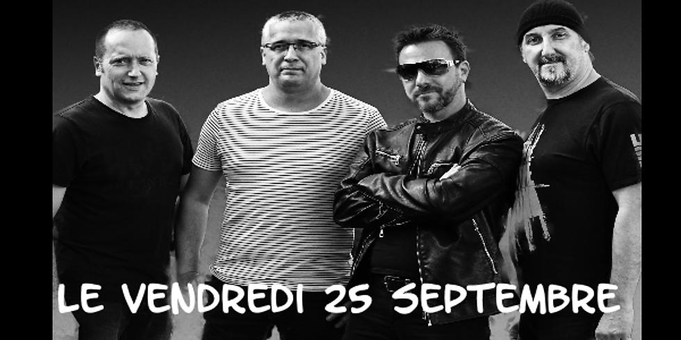 THE ELECTRIC CO Tribute //U2 - Live au Zen Motor's