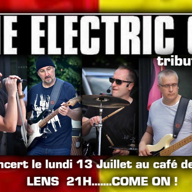 THE ELECTRIC CO Live à LENS