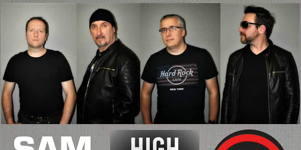 THE ELECTRIC CO - Live au HIGH BAR