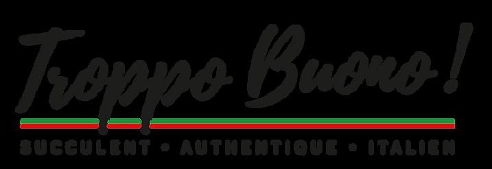 TROPPO BUONO ! Produits alimentairs italiens régionaux de la Ligurie. Pesto, sauce tomate, sauce aux noix, huile d'olive extra vierge