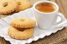 Canestrelli et cafe !