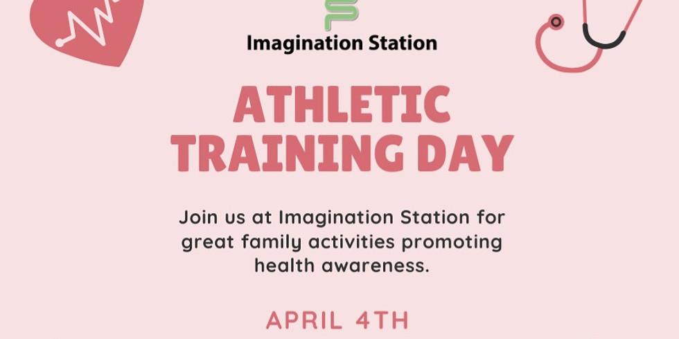 Athletic Training Day CANCELED