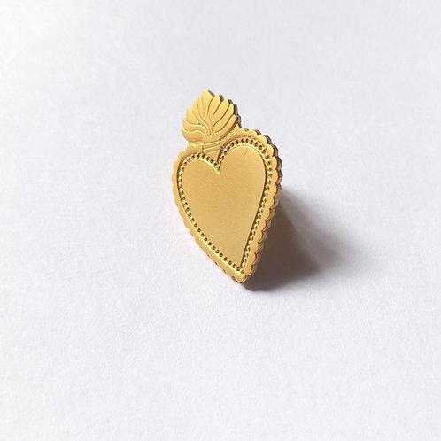 Pins Coeur