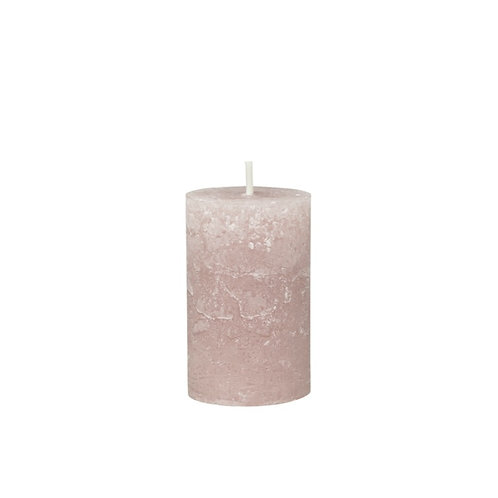 Bougie Taille 1 Rose