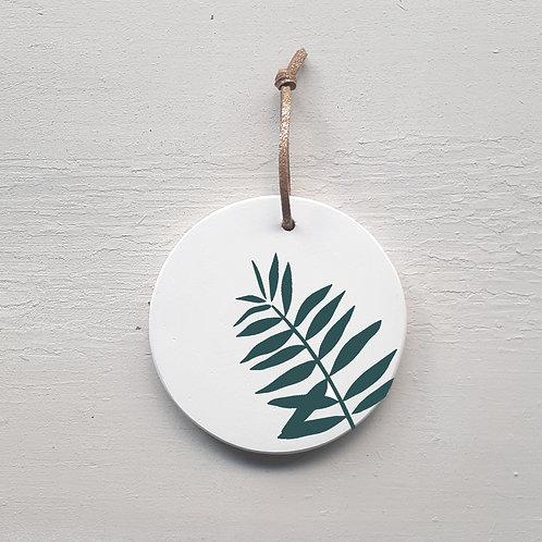 P-Médaillon palmier