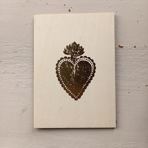 Carte Or coeur1