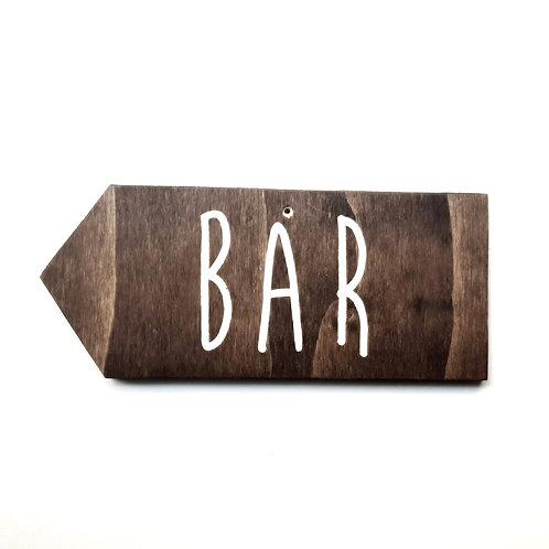 Flèche bar 1