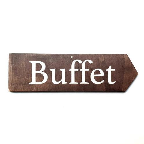 Flèche buffet 2