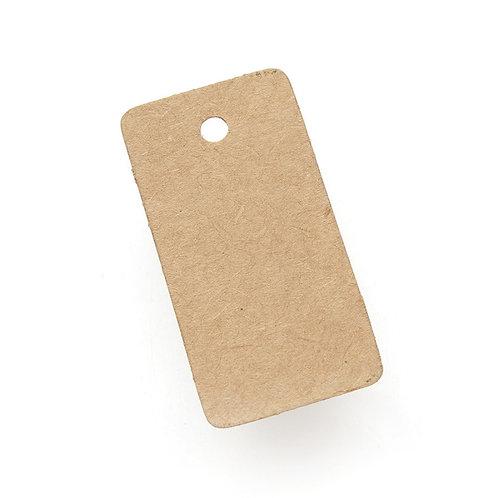 Etiquette rectangle à partir de