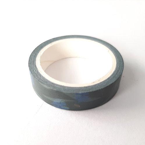 Masking tape bleuet