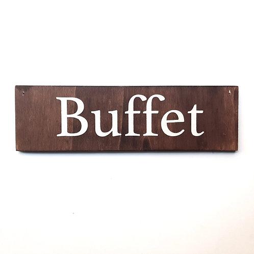 Panneau buffet 1