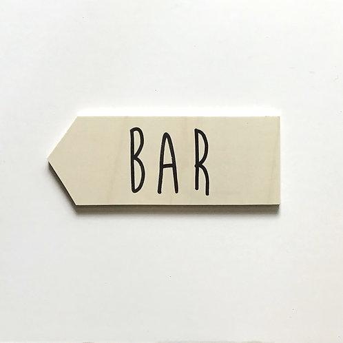 Flèche bar 2