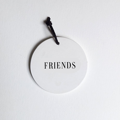 Médaillon Friends