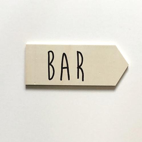 Flèche bar 3