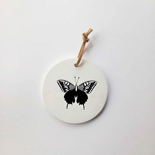 Médaillon 1 Papillon
