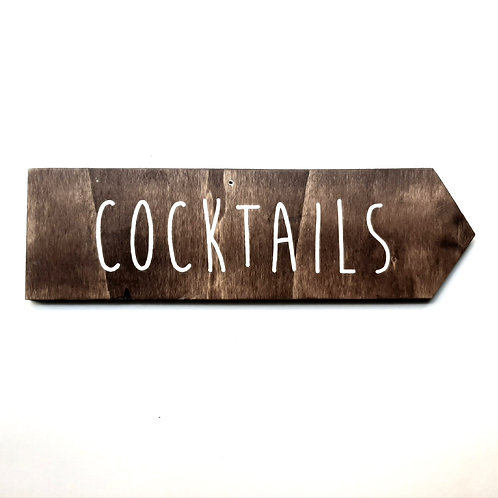 Flèche cocktail 1