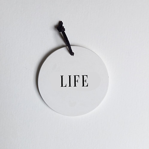 P-Médaillon Life