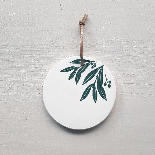 Médaillon olivier
