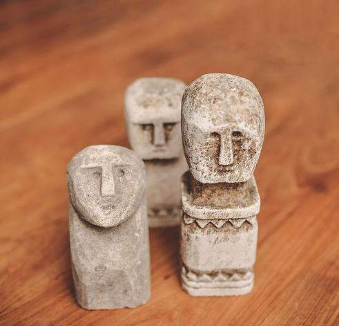 Køkken amuletter fra Bali
