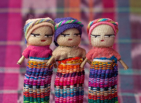 Worry Dolls: Guatemala's Most Thoughtful Handicraft