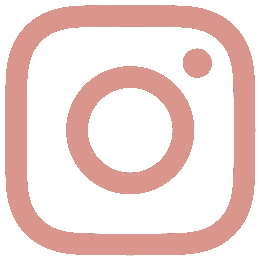 instagram logo Red Shade