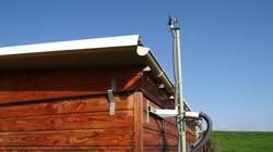 station météo et anémomètre