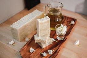 Bars of Natural handmade soap,dept of fi