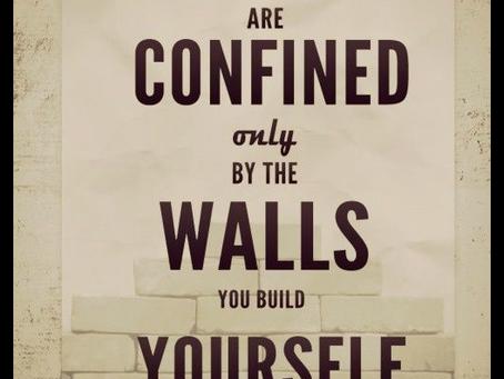 Tearing Down Emotional Walls!