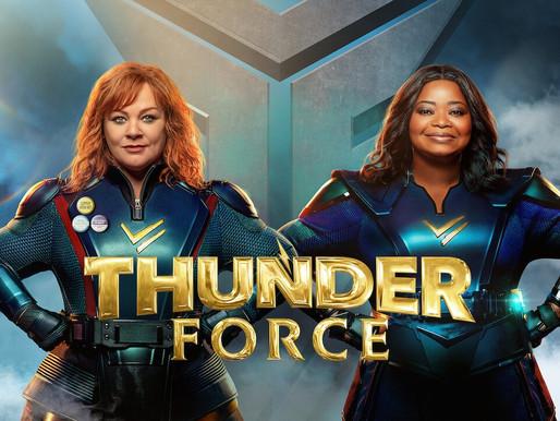 Corey Taylor, Lzzy Hale ve Scott Ian, Yeni Netflix Filmi Thunder Force İçin Bir Araya Geldi!
