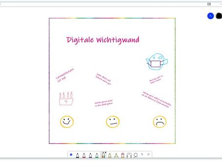 "Projekt ""Digitale Mitbestimmung im Kinderparlament"""