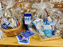 No 8 The Old Bookshop - Gift baskets available for all occasions, beautifully presented