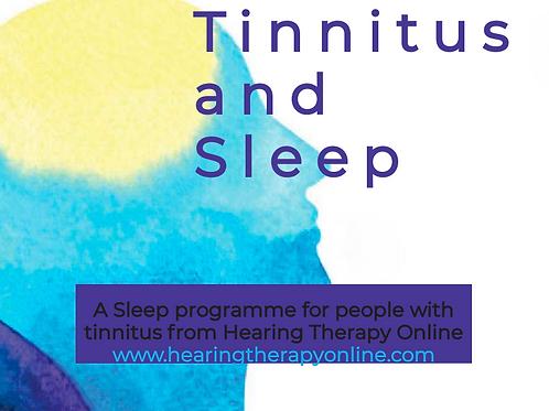 Tinnitus & Sleep