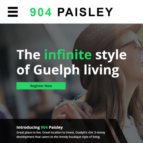 904 Paisley Website