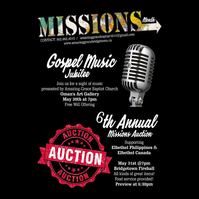 Gospel music Jamboree
