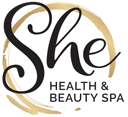 SHE, Guelph, Spa