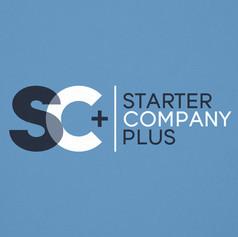 Starter Company Plus Logo Design