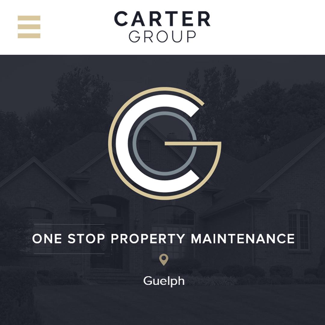 CArter Group Website