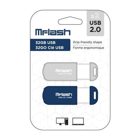 Mflash Packaging Design