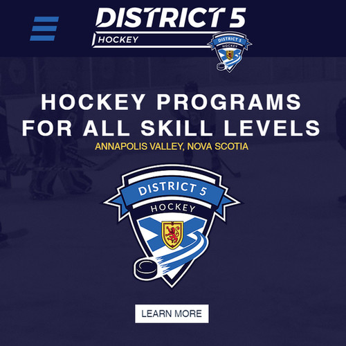 District 5 Hockey Website