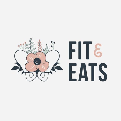 Fit & Eats Logo